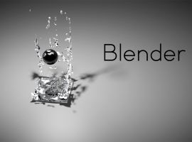 Blender is now part of our pipeline