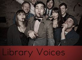 Library Voices and Pixelbox teaming up for next album release