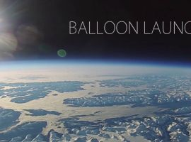 Yukon Balloon Launch